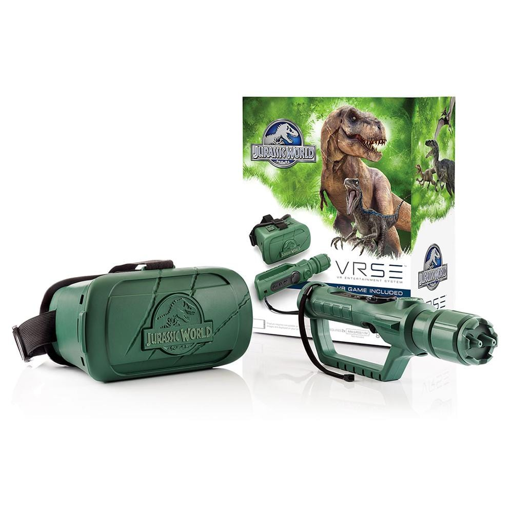 Jurassic World VRSE Virtual Reality Gaming System - - Jurassic World - Yellow Octopus
