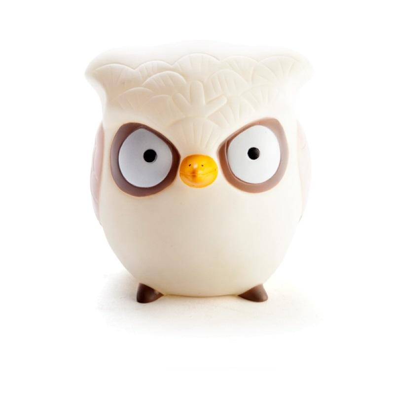 Small Owl LED Night Light