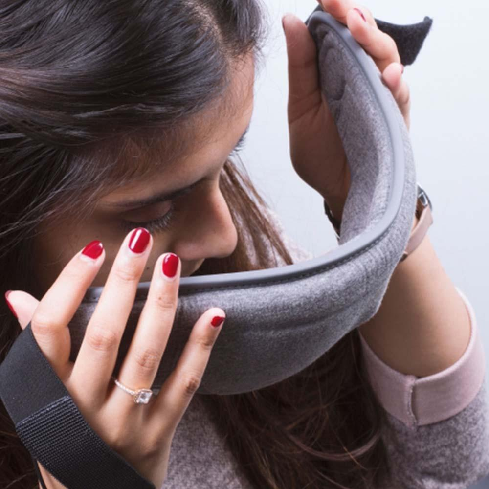 Music Sleep Mask With Built-in Headphones