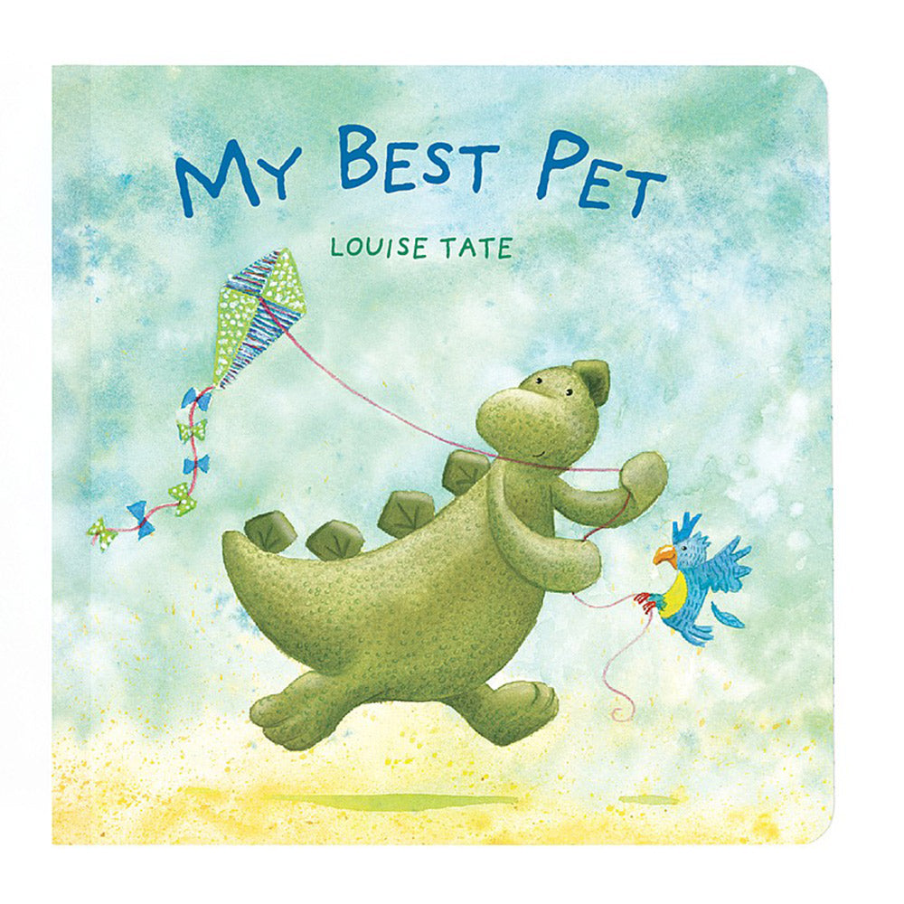 Jellycat My Best Pet Picture Book