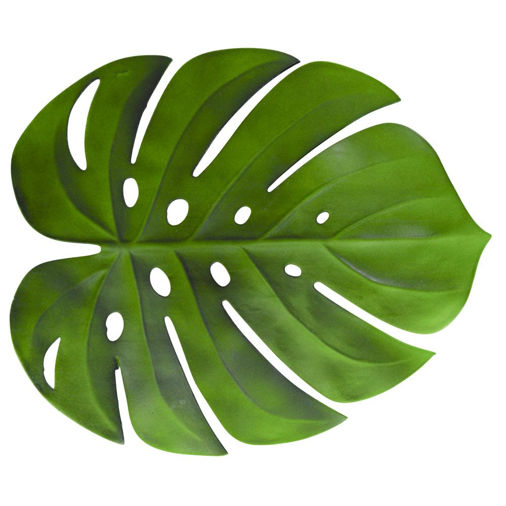 Leaf Placemats Trivets & Coasters - Monstera Leaf Placements (set of 2) - Annabel Trends - Yellow Octopus