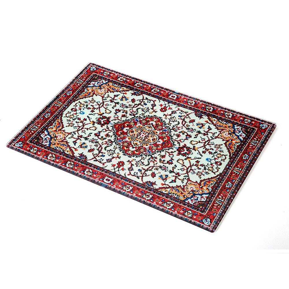 Persian Rug Cheese Serving Board | Peleg Design - - Peleg Design - Yellow Octopus
