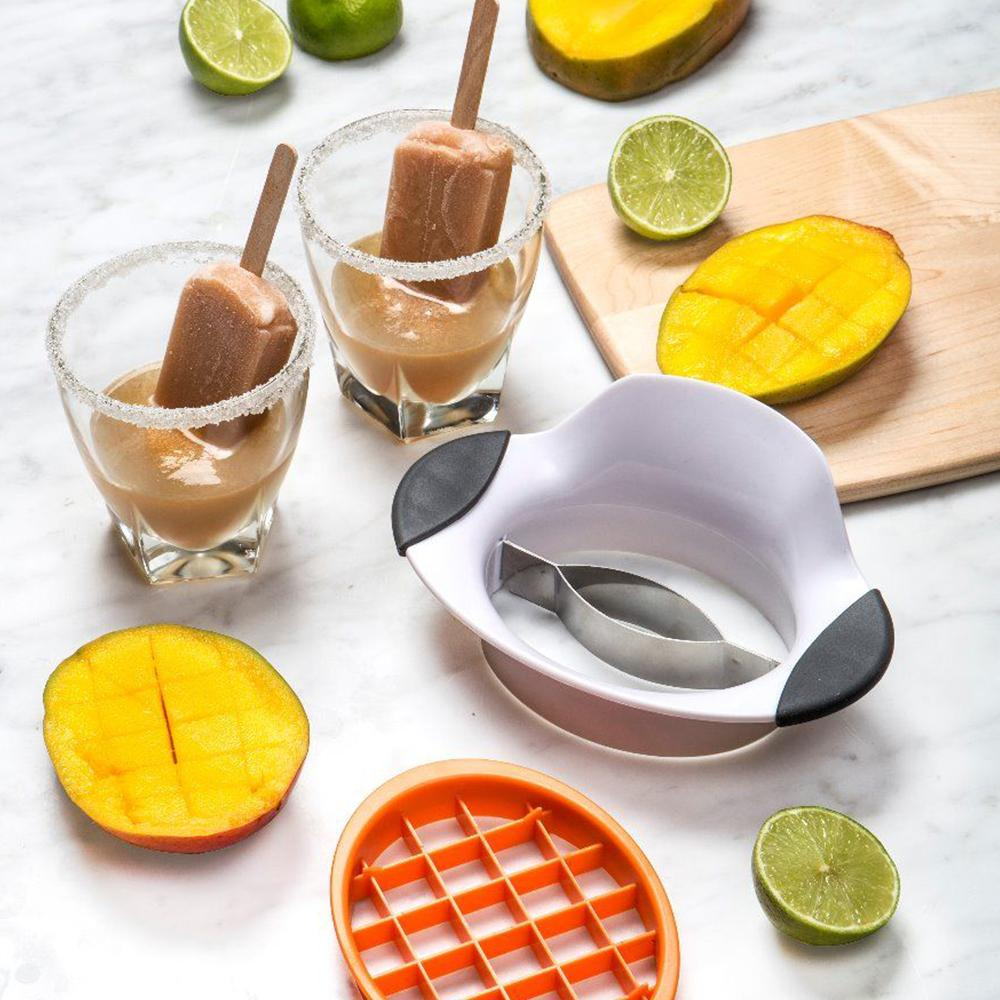Mango Prep  Mess-Free 3-in-1 Multi Tool
