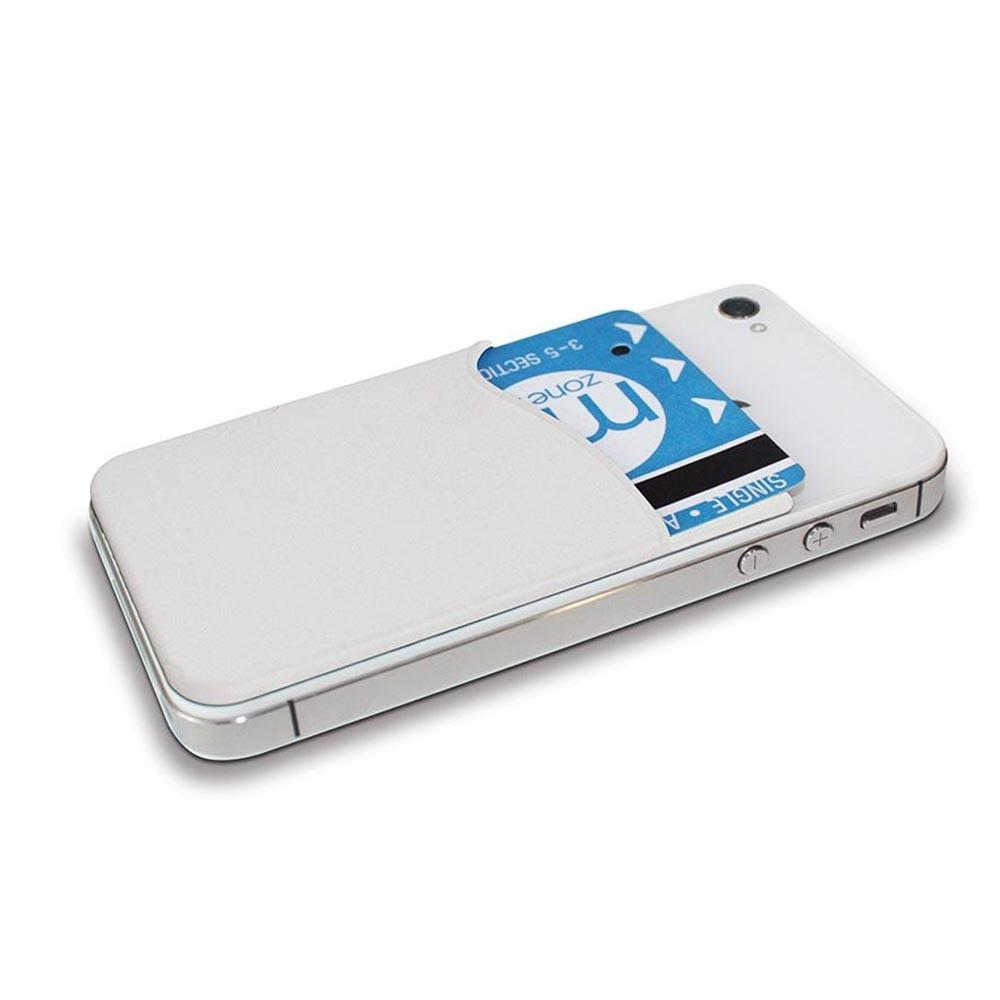 489ae61bd0d Adhesive Silicone Smart Phone Wallet