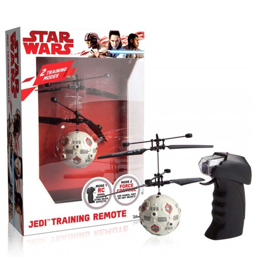 Star Wars Jedi Training Remote Flying Heliball - - Star Wars - Yellow Octopus