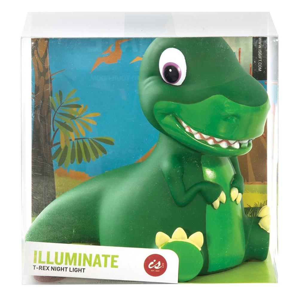 Cartoon T-Rex Dinosaur LED Night Light - - IS - Yellow Octopus