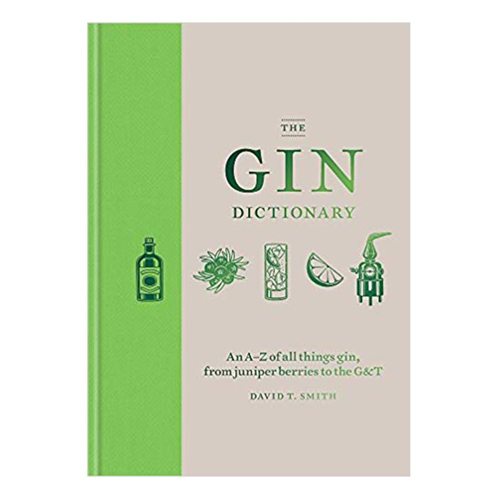 The Gin Dictionary - - Octopus Books - Yellow Octopus