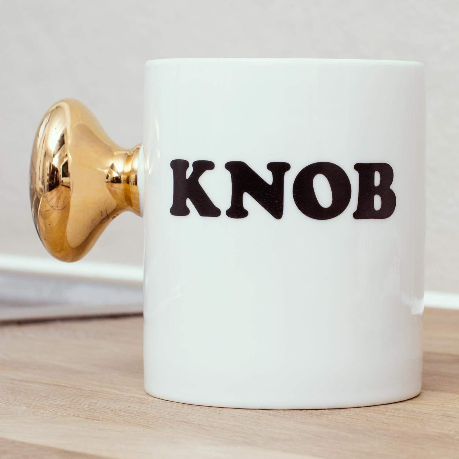 Knob Mug | Father's Day gifts for your ex | Beanstalk Mums