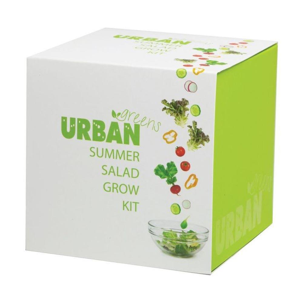 Urban Greens Herb Grow Kits - Summer Salad - Urban Greens - Yellow Octopus