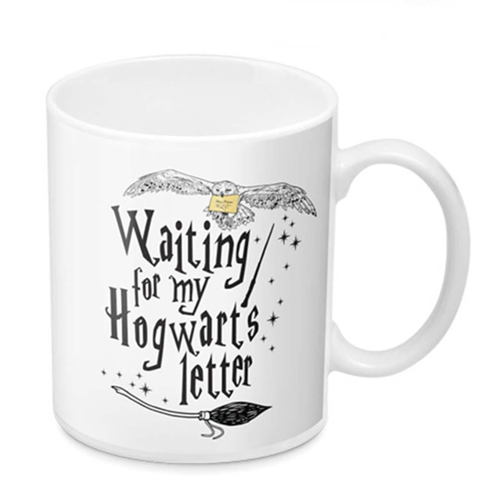 Harry Potter Waiting For My Hogwarts Letter Coffee Mug