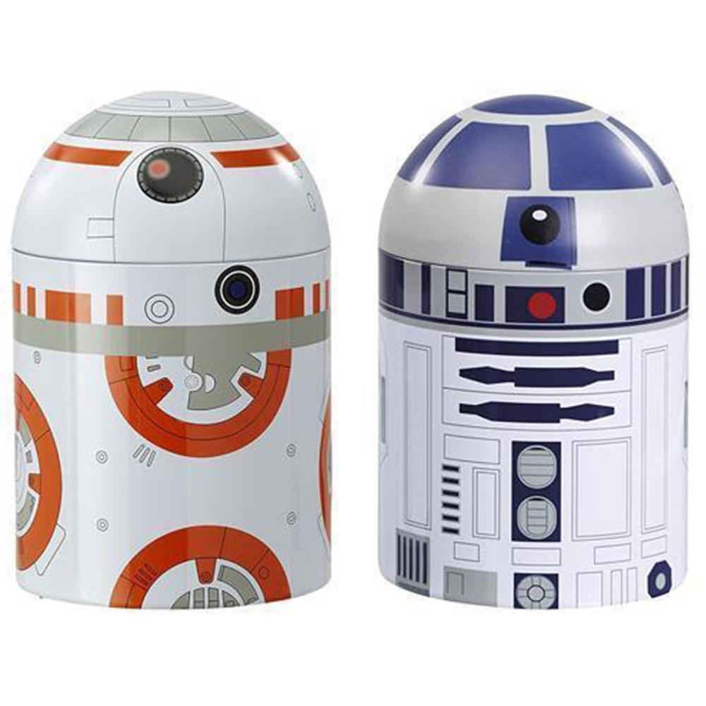 Star Wars Droid Kitchen Storage Set Of 2 - - Star Wars - Yellow Octopus