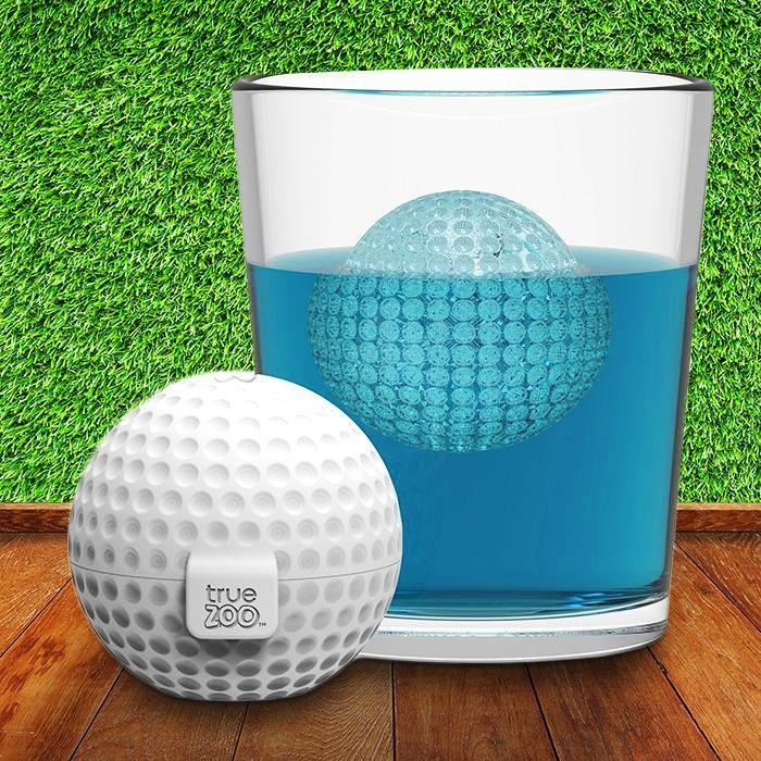 Golf Ball Ice Mould - - True Zoo - Yellow Octopus