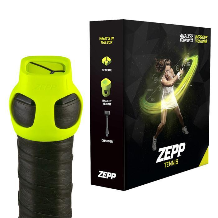 Zepp Tennis 3D Motion Sensor for iOS & Android - - (app)cessory - Yellow Octopus