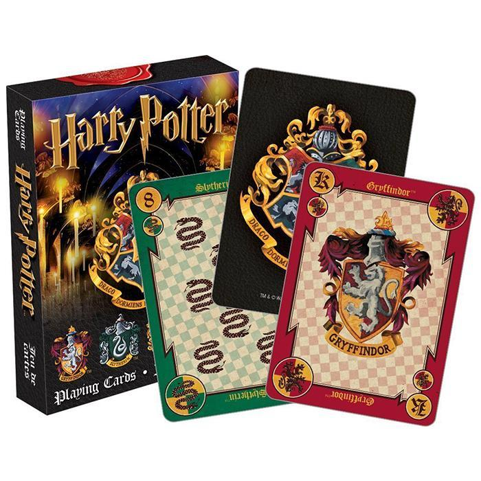 Harry Potter Special Edition Playing Cards 2 Pack - - Aquarius - Yellow Octopus