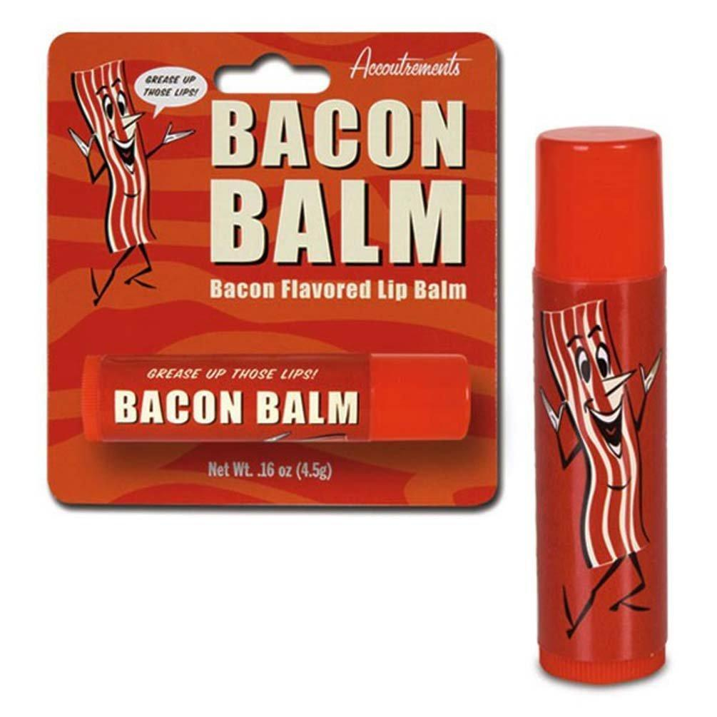 Archie McPhee Bacon Flavoured Lip Balm