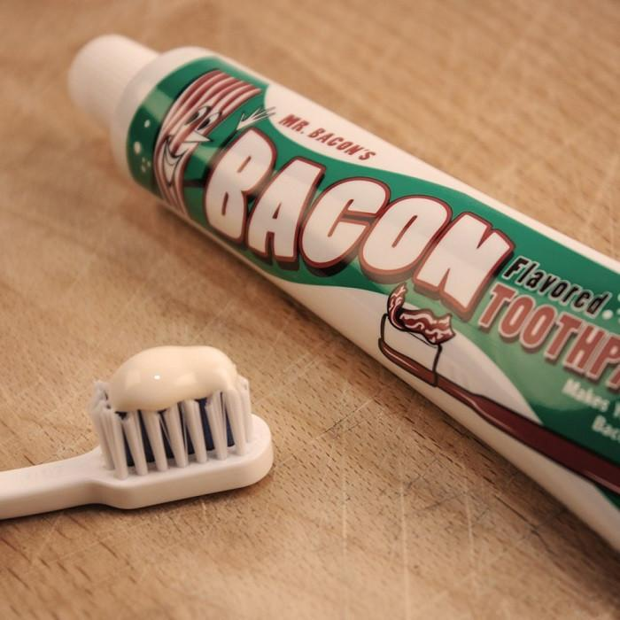 Archie McPhee Bacon Flavoured Toothpaste 70g