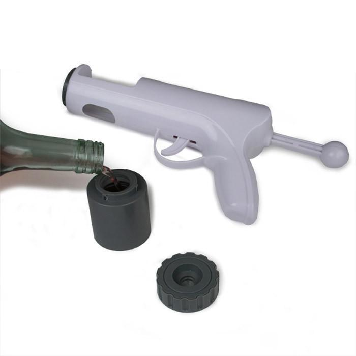 Alcohol Shot Gun - - Barbuzzo - Yellow Octopus
