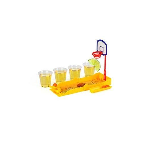 Hoop Shots Basketball Drinking Game - - Barbuzzo - Yellow Octopus