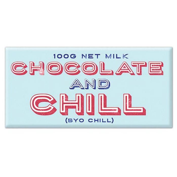 Bellaberry Chocolate and Chill Chocolate Bar
