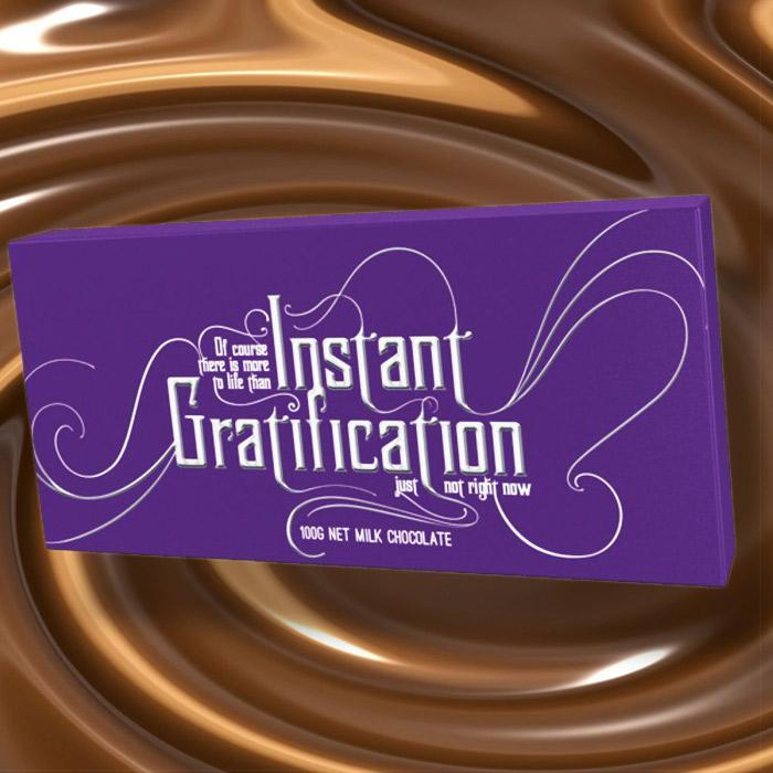 Instant Gratification Chocolate - - Bellaberry - Yellow Octopus