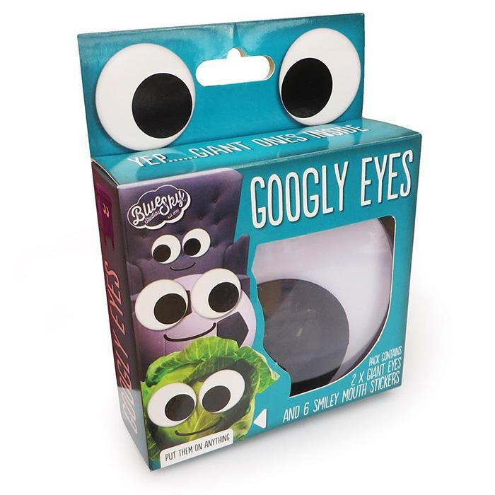 Blue Sky Designs Giant Googly Stick On Eyes
