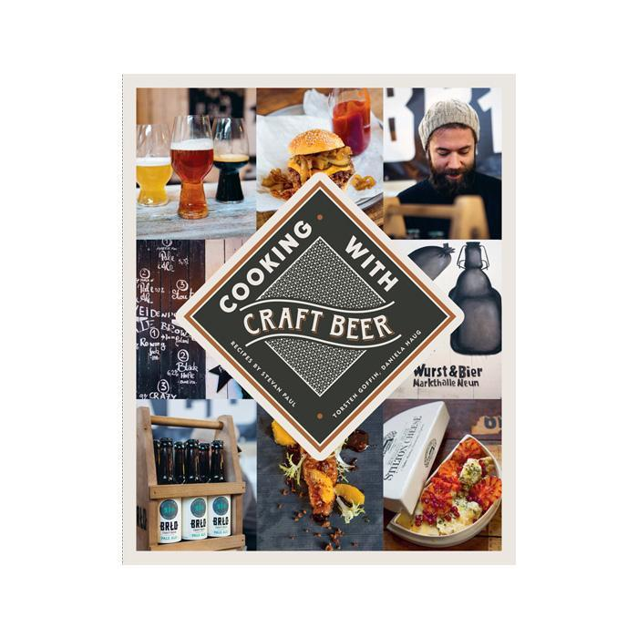 Cooking With Craft Beer Cookbook - - Smith Street Books - Yellow Octopus