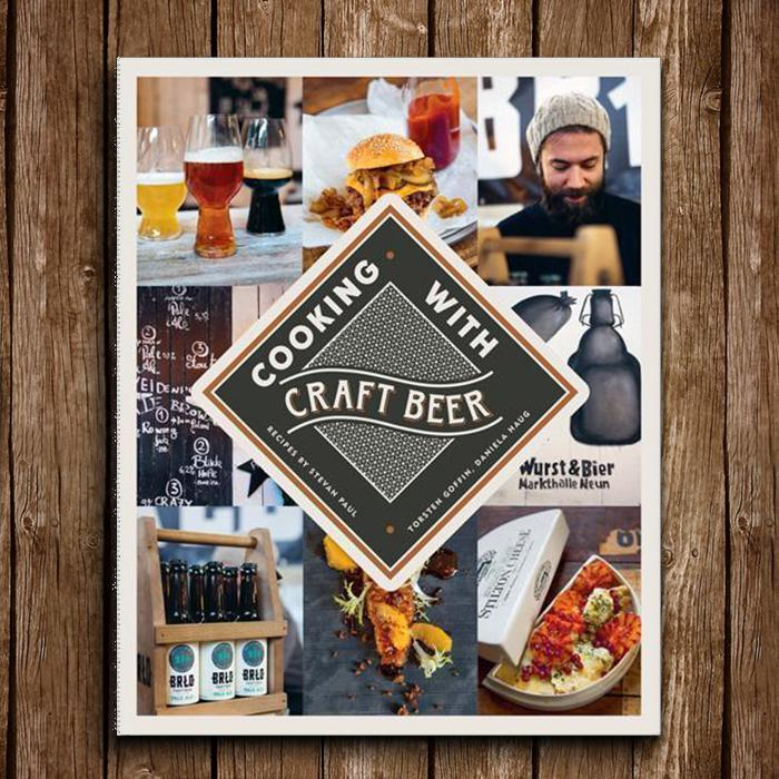 Brumby Sunstate Cooking With Craft Beer Cookbook