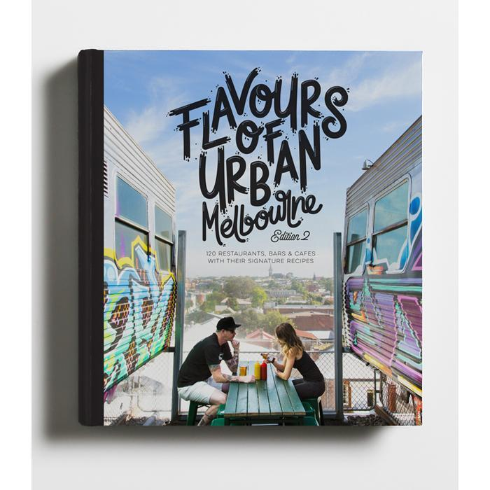 Flavours of Urban Melbourne (2nd Ed.): Restaurant Guide & Recipe Book - - Brumby Sunstate - Yellow Octopus