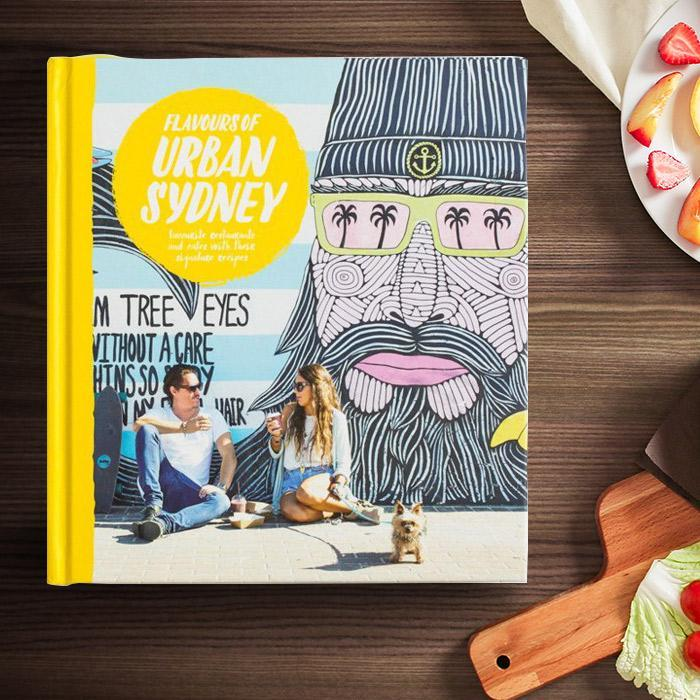 Brumby Sunstate Flavours of Urban Sydney: Restaurant Guide & Recipe Book