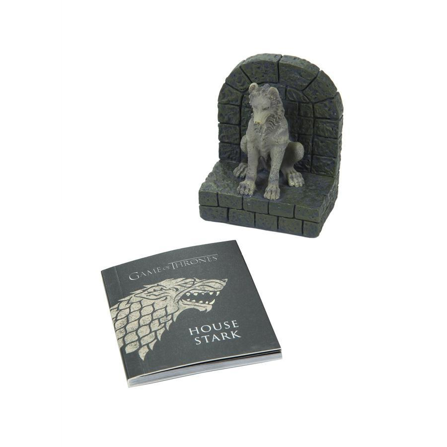 Brumby Sunstate Game of Thrones Stark Direwolf Paper Weight