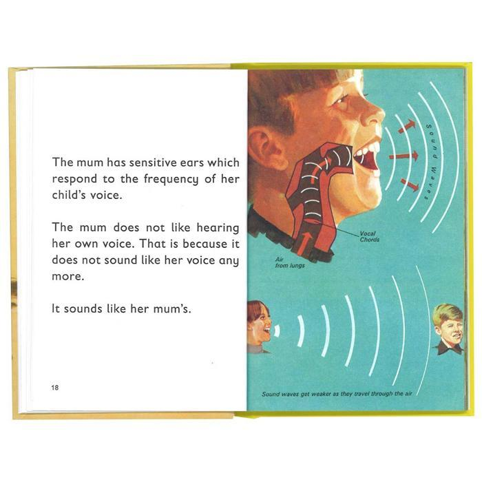 Ladybird Book of How It Works: The Mum - - Brumby Sunstate - Yellow Octopus