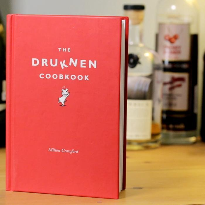 The Drunken Cookkook: Recipes To Cook While Drunk - - Brumby Sunstate - Yellow Octopus