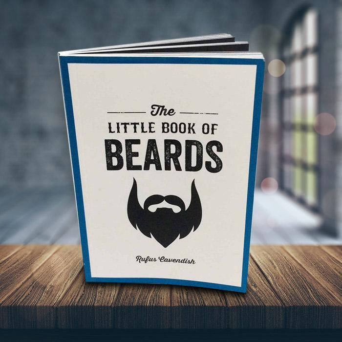 The Little Book Of Beards - - Brumby Sunstate - Yellow Octopus