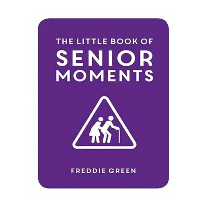 The Little Book Of Senior Moments - - Brumby Sunstate - Yellow Octopus