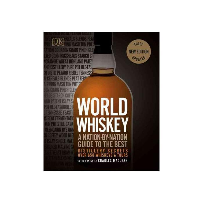 Brumby Sunstate World Whisky Hardcover Book
