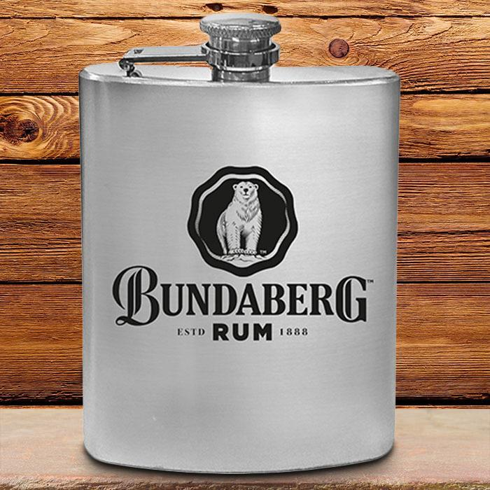 Bundaberg Bundaberg Rum Hip Flask
