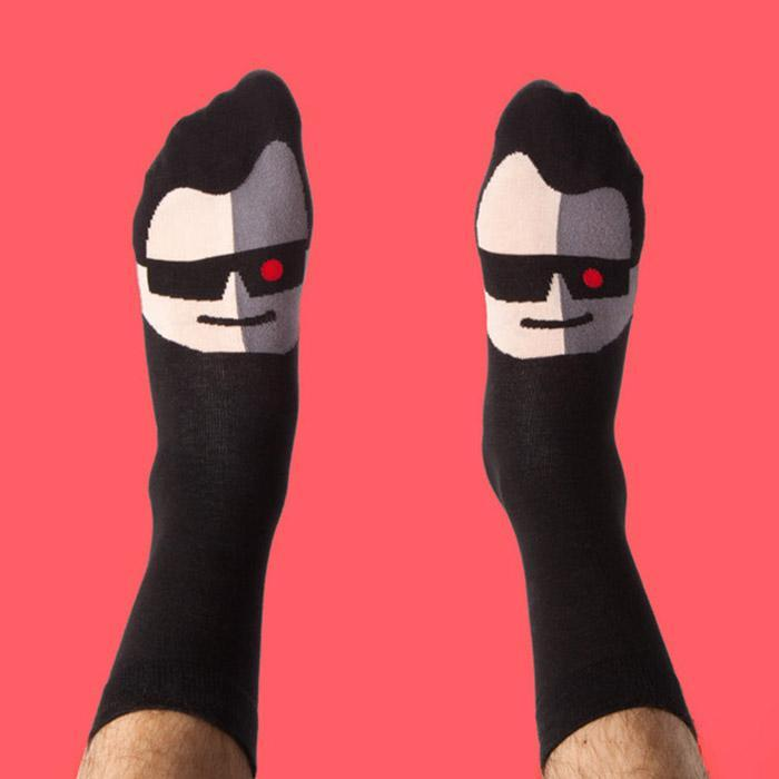 Chatty Feet Toeminator Chatty Feet Socks | Large