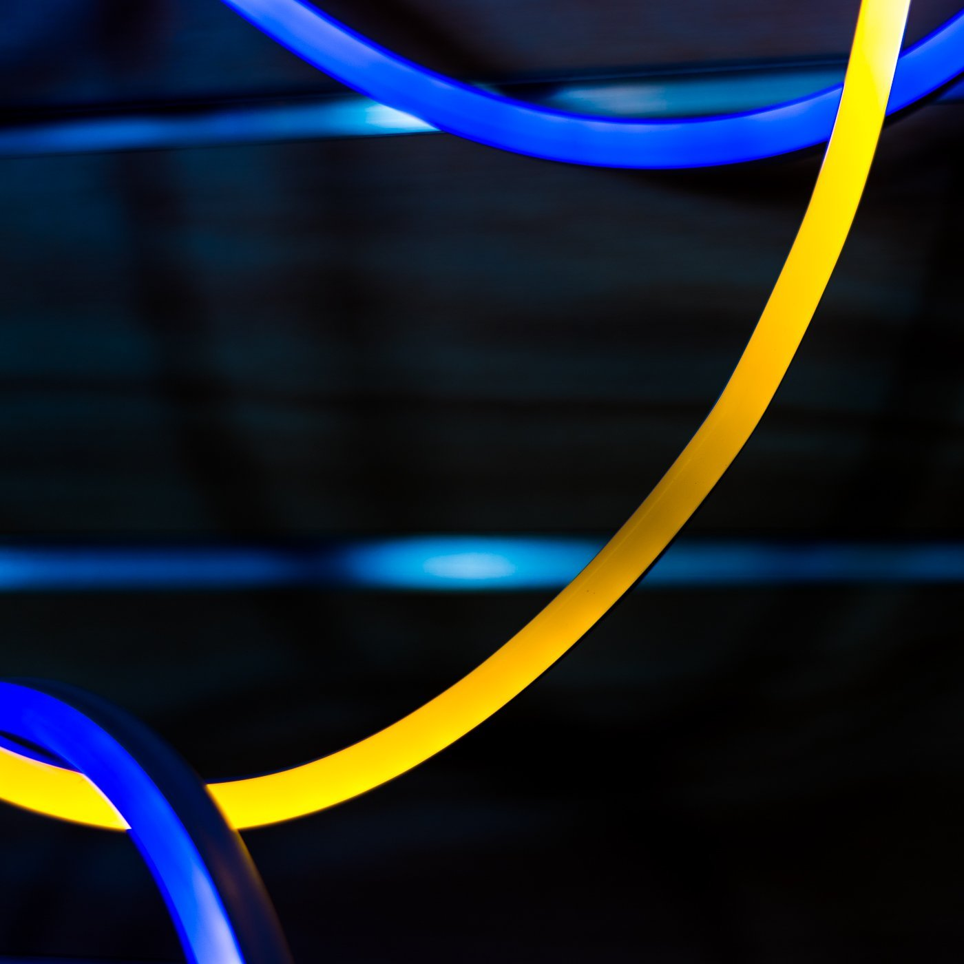 Flexible neon led rope lights 2m long yellow octopus china flexible coloured neon led rope lights mozeypictures Images