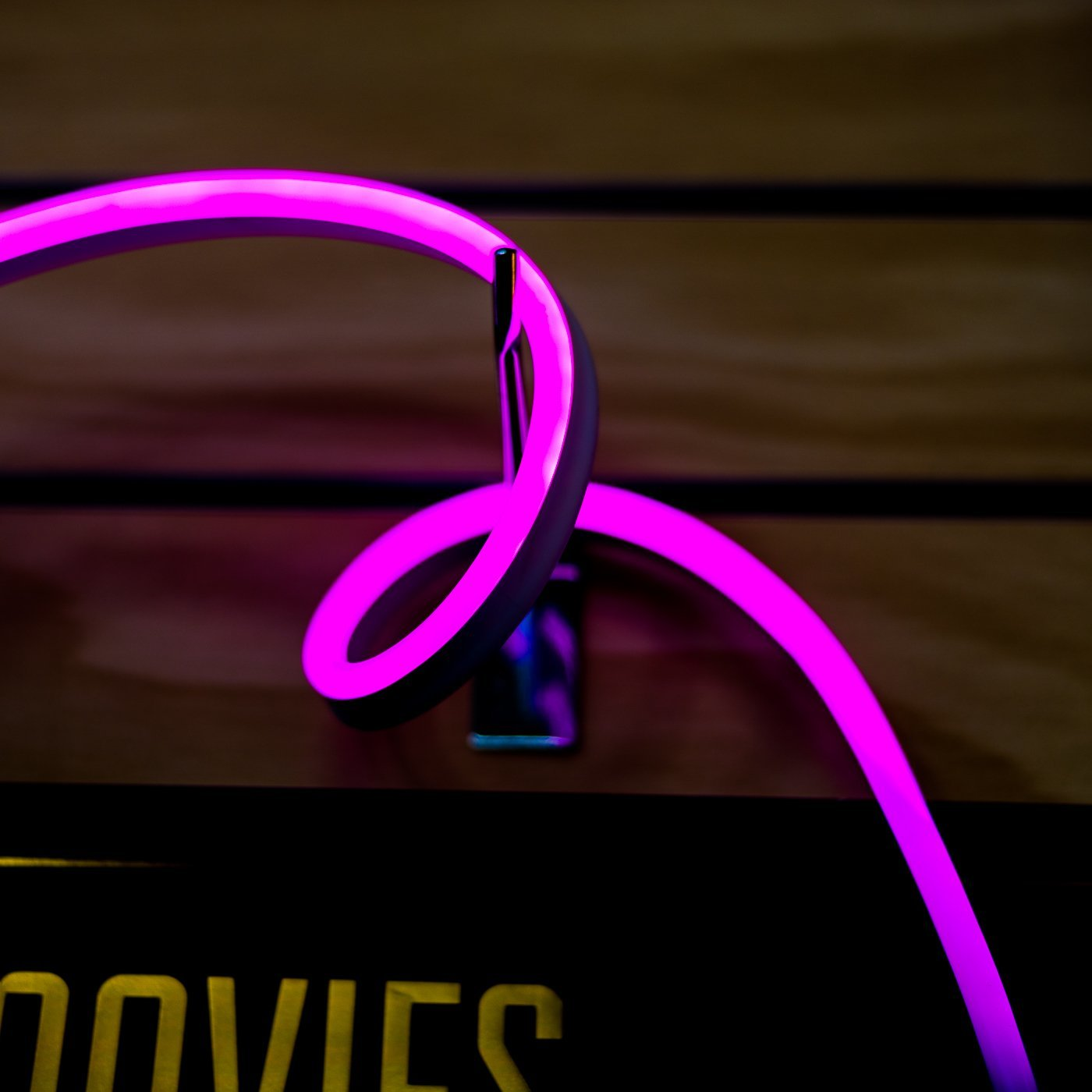 Flexible neon led rope lights 2m long yellow octopus china flexible coloured neon led rope lights aloadofball Image collections