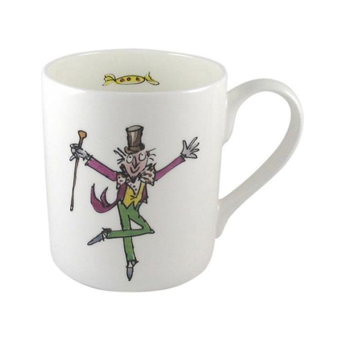 Chronicle Books Roald Dahl 'Willy Wonka' Mug