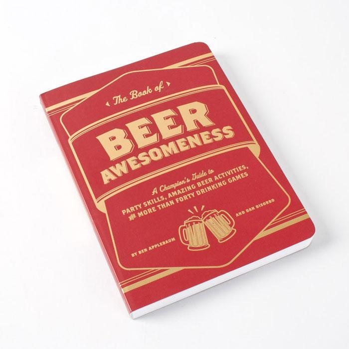 Chronicle Books The Book of Beer Awesomeness