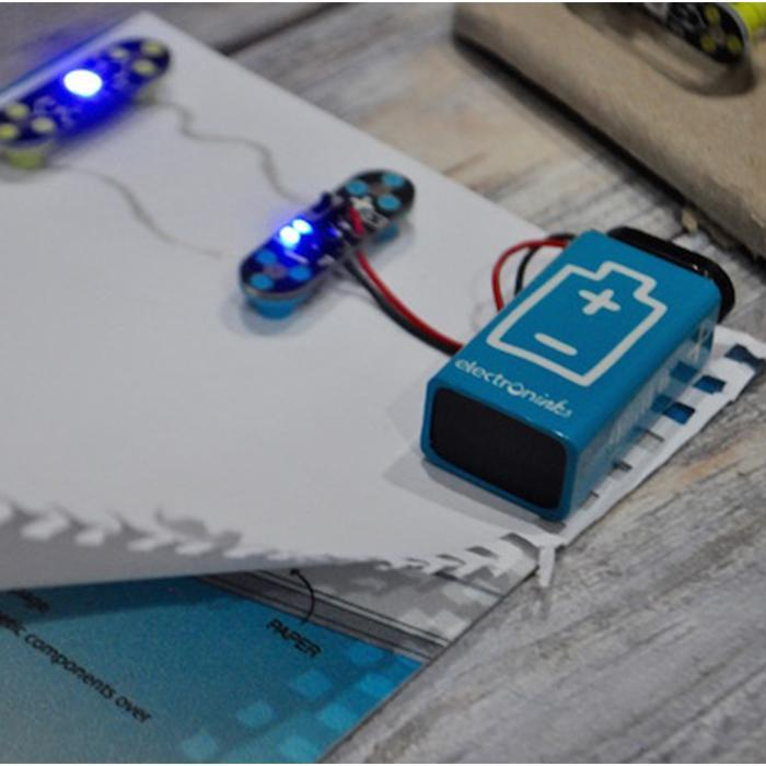 Circuit Scribe: Conductive Ink Pen to Draw Your Own Circuits! - - Circuit Scribe - Yellow Octopus