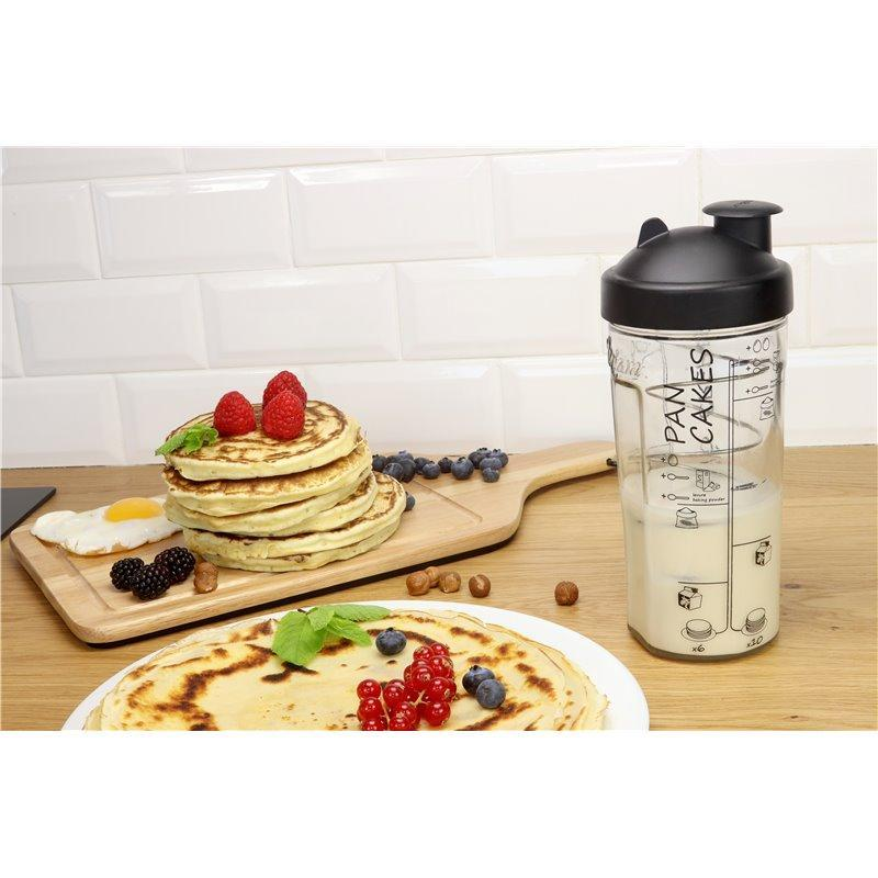 Curated Pancakes Shaker