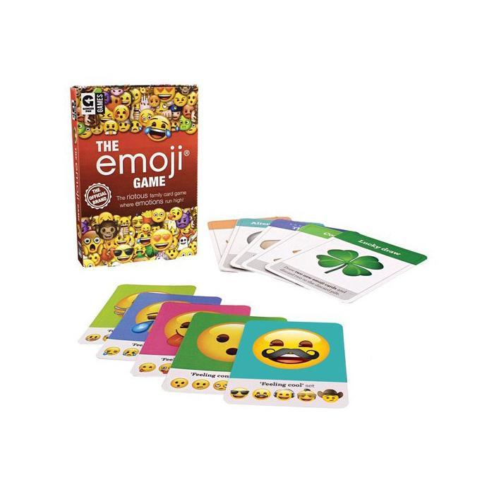 The Hilarious Emoji Card Game - - Ginger Fox - Yellow Octopus