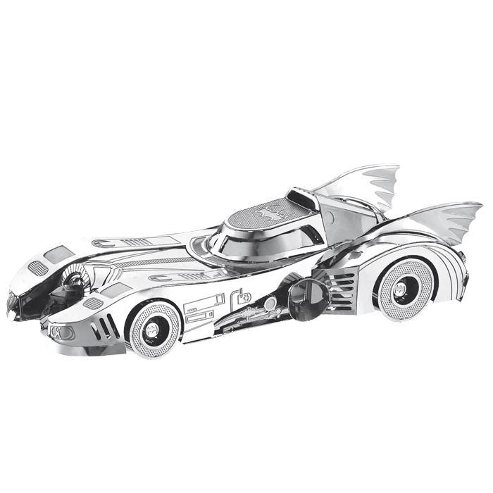 DC Comics Batman: Build Your Own Metallic 1989 Batmobile