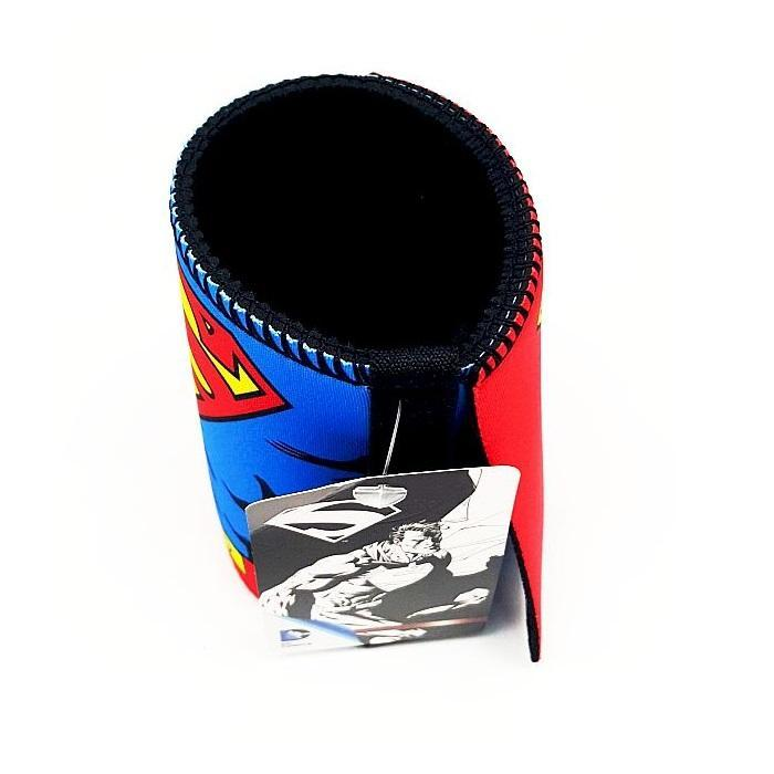 DC Comics Superman Caped Stubby Holder