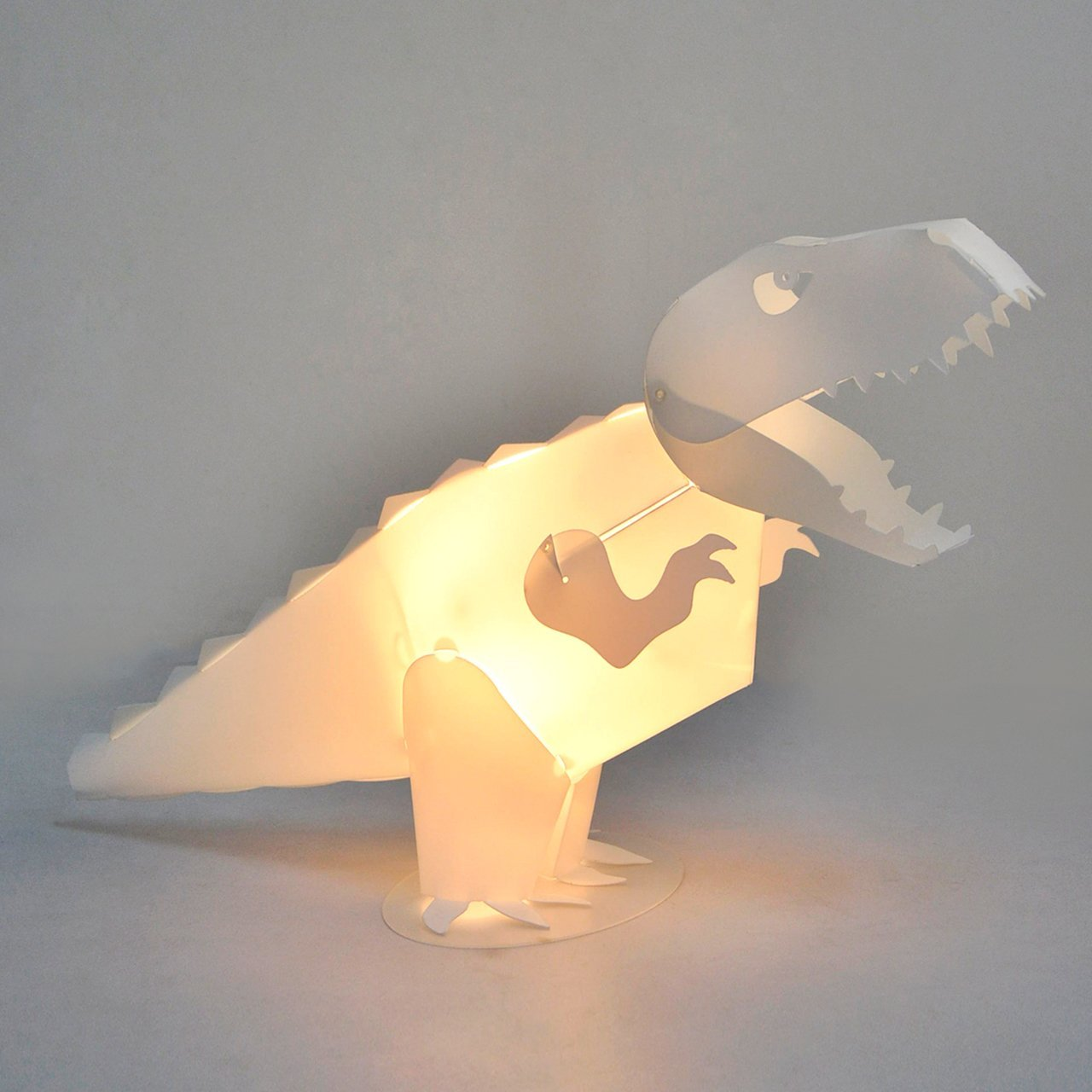 Lumi Co Designer T-Rex Dinosaur LED Lamp