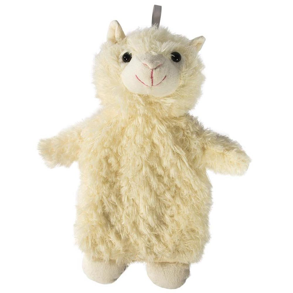 Llama Hotty | Hot Water Bottle & Cover - - IS - Yellow Octopus