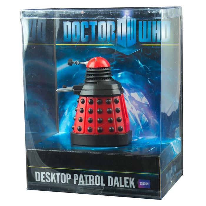 Doctor Who Desktop Patrol Dalek - - Doctor Who - Yellow Octopus