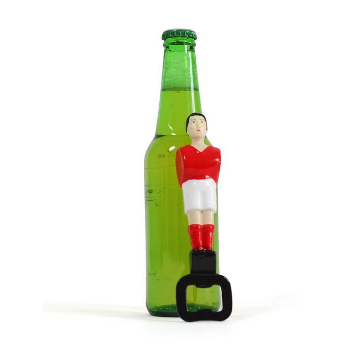 Foosball Bottle Opener - - Doiy - Yellow Octopus